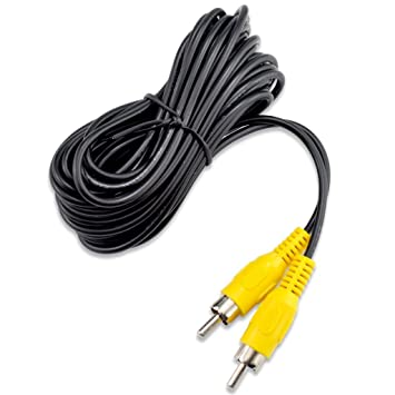 Amazon.com: ollgen Cable Coaxial de Audio Digital, RCA macho ...