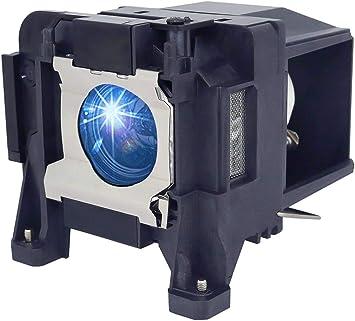 Huaute ELPLP89 / V13H010L89 Lámpara de proyector de ...