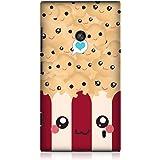 Head Case Designs Coque arrière pour Nokia Lumia 520 Motif popcorn
