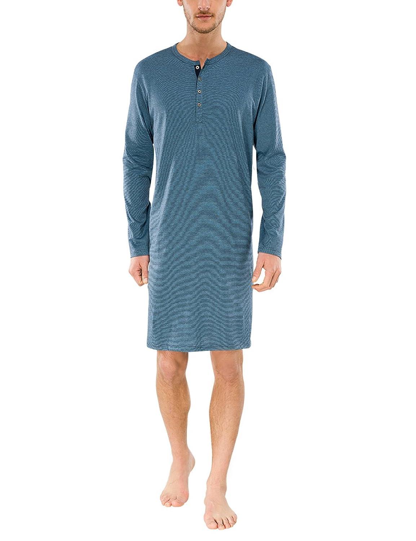 352e9d34830a0 Schiesser Nachthemd 1 1 - Haut de pyjama - Homme