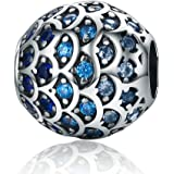 Lily Jewelry Wonderful Ocean Underwater World Shark Fish 925 Sterling Silver Bead For Pandora European Charm Bracelet