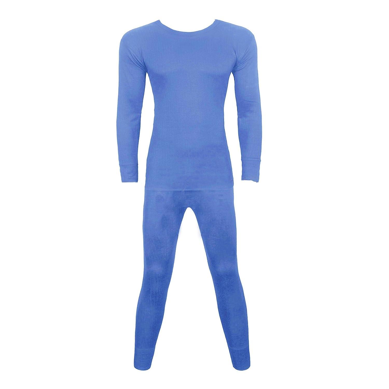 Geeney - Coordinato abbigliamento termico - Collo a U - Maniche lunghe - ragazzo