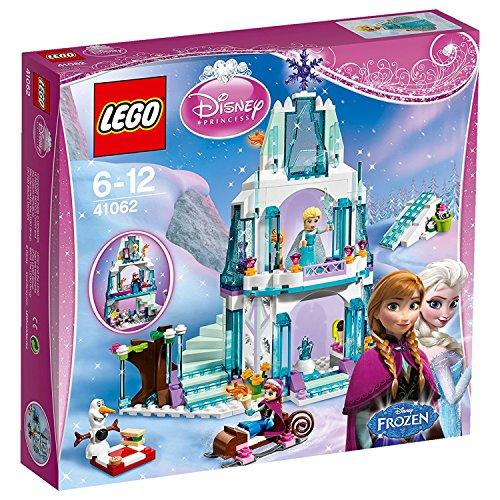 [해외] 레고 LEGO 디즈니 프린세스 엘사의 아이스 캐슬 41062