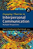 Engaging Theories in Interpersonal Communication: Multiple Perspectives (2014-10-20)