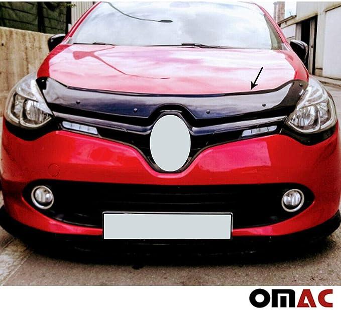 Motorhaube Deflektor Insekten Und Steinschlagschutz Für Clio Iv Ab 2012 Auto