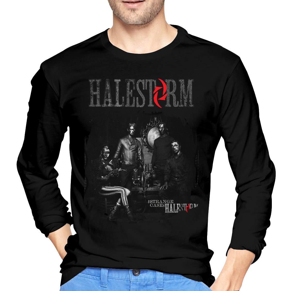 Fssatung S Halestorm The Strange Case Of Tee Black Shirts