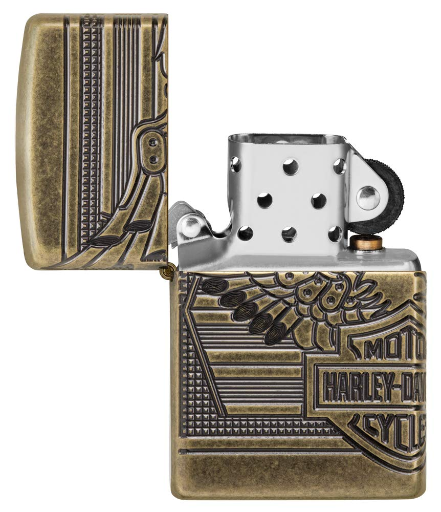 Zippo Harley-Davidson 2019 Collectible Pocket Lighter by Zippo (Image #4)