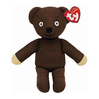 Ty - Beanie Babies - Mr Bean Beanie /toys: Toys & Games