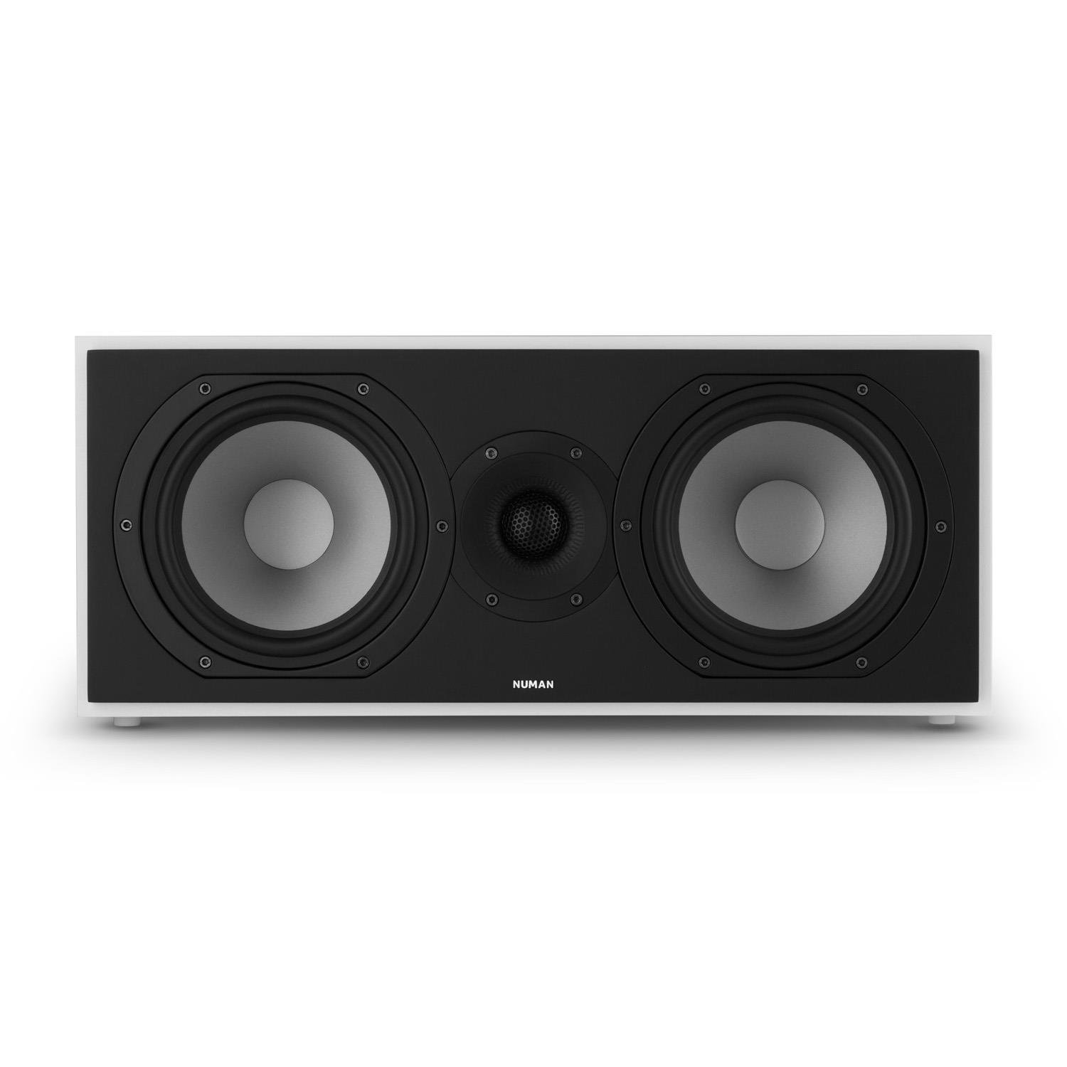 Home theater set Black 60 watts RMS each NUMAN Ambience 5.0 ...