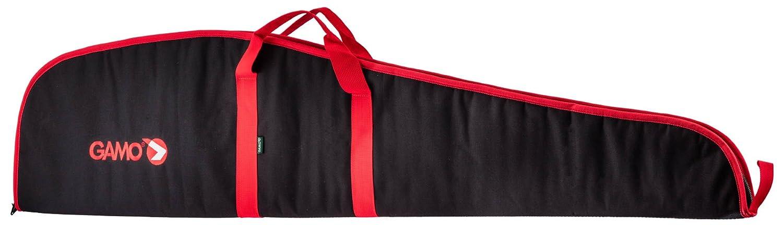 Gamo Outdoor 6212367Custodia per carabina con mirino, Uomo, Rosso, 120cm