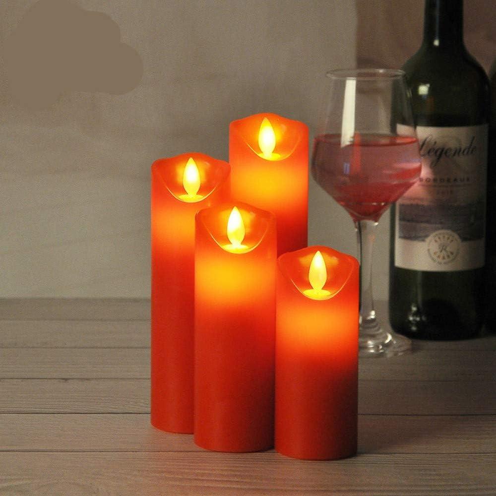 Vela/luz de vela electrónica led/suministros de diseño de ...