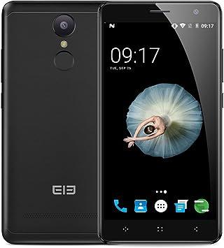 Elephone - Smartphone modelo A8 con pantalla HD de 5