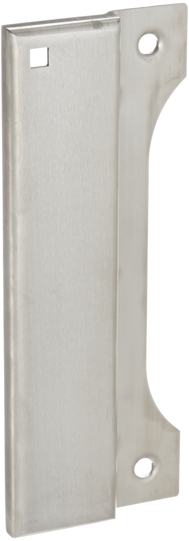 HES 150 Strike Latch Guard, Stainless steel