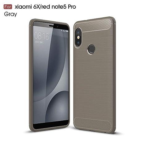 Xiaomi Redmi Note 5 Funda, MHHQ Carcasa Redmi Note 5 Pro ...