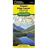 Sequoia and Kings Canyon National Parks (National Geographic Trails Illustrated Map, 205)