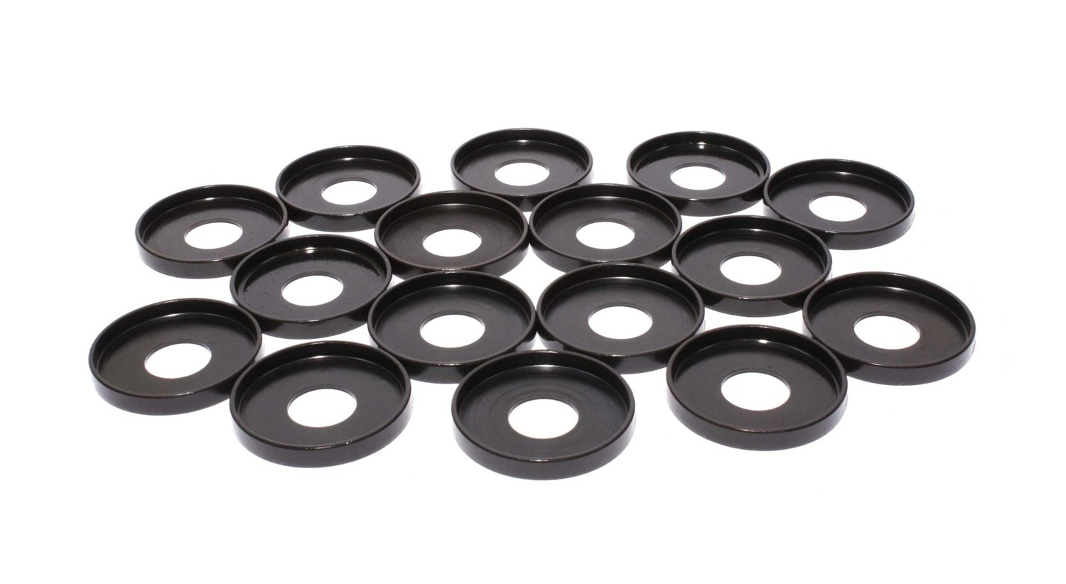 Competition Cams 4700-16 Valve Spring O.D. Locator Cups for 1.565' Diameter Valve Springs COMP Cams