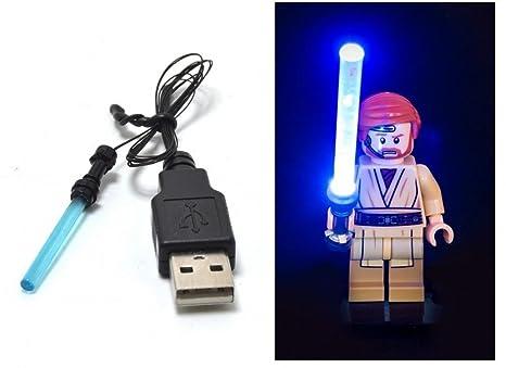 Arundel services eu led blu spada laser per lego star wars