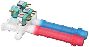 Endurance Pro 134637810 Washing Machine Water Valve Inlet Replacement for Frigidaire Electrolux