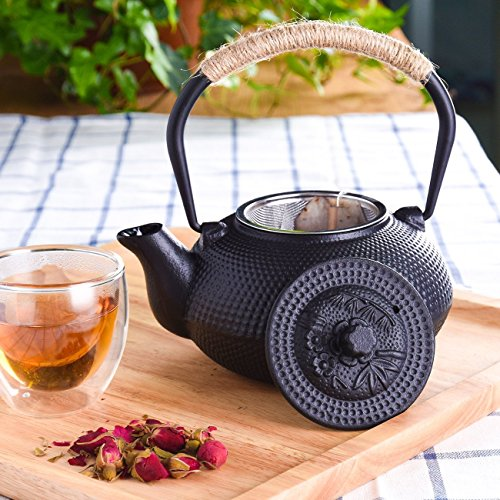 7 Best Japanese Cast Iron Teapots To Buy In 2018
