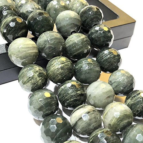 Beads Russian Faceted - [ABCgems]