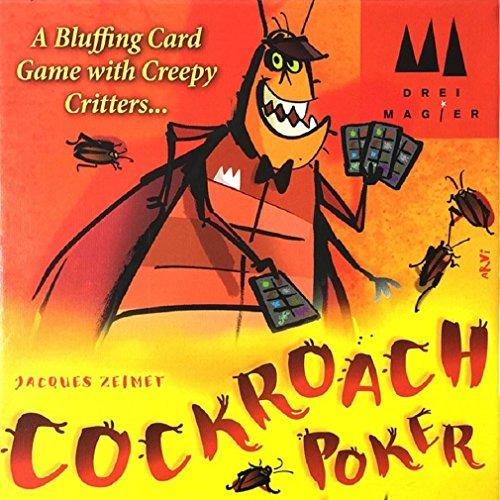 Cockroach Poker -