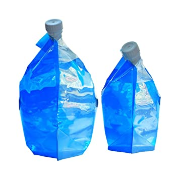 Lwj Portátil de Almacenamiento de Agua Plegables Bolsas de ...