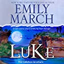 Luke - The Callahan Brothers: Brazos Bend, Book 1 Audiobook by Emily March Narrated by Jeffrey Kafer
