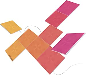 Nanoleaf Canvas Smarter Light Panel Kit (9 Panels)