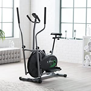 Body Rider BRD2000 Elliptical Trainer with Seat Review