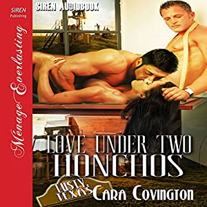 Love Under Two Honchos Audiobook