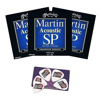 Martin Acoustic Guitar Strings MSP4200