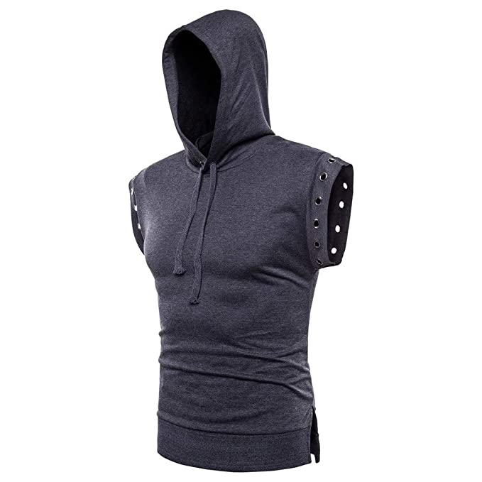 Fenverk Herren Thespis Pullover Weste T Shirt Bodybuilding
