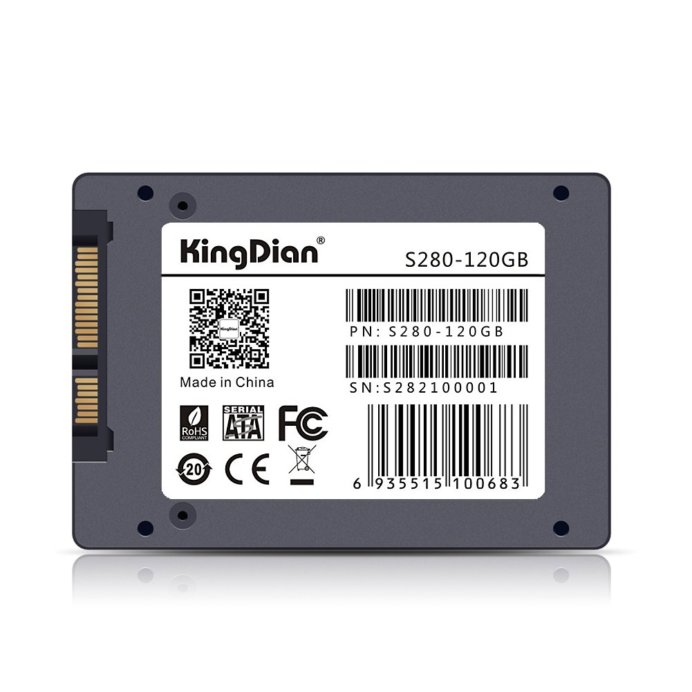 KingDian SSD 120GB 240GB 480GB 3D NAND Internal SSD: Amazon.es ...