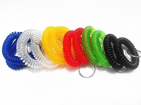 Amazon.com: jking Conjunto de 12 Nueva clave de plástico ...