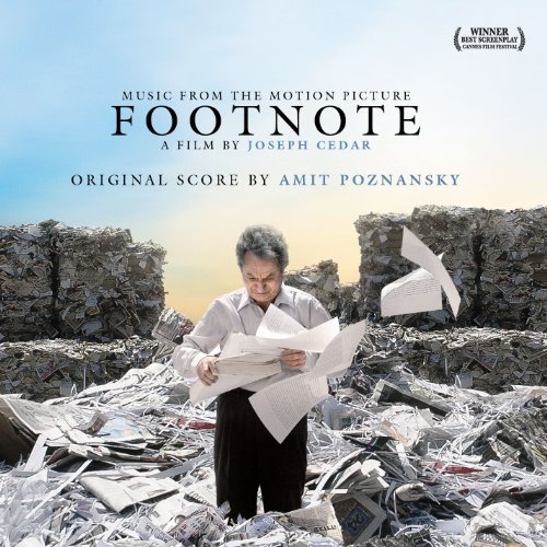 Footnote (2011) Movie Soundtrack