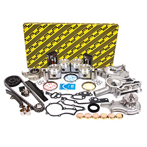 (Evergreen OK2003/0/0/0 81-02/82 Toyota Pick Up Celica 2.4L SOHC 22R 22RE 22REC Enigne Rebuild Kit)