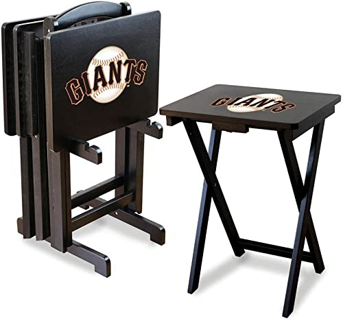 Imperial San Francisco Giants TV Tray Set