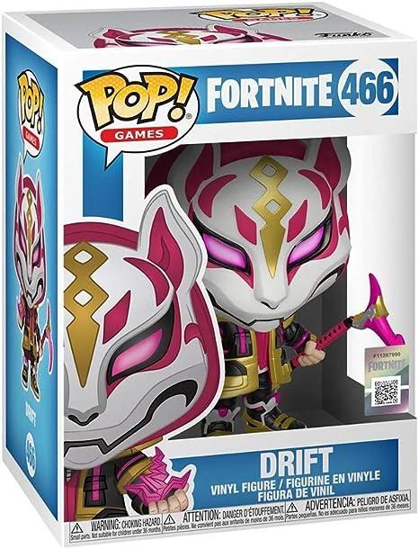 Funko Pop Games FORTNITE 466 DRIFT, Figura coleccionable de vinilo: Amazon.es: Juguetes y juegos