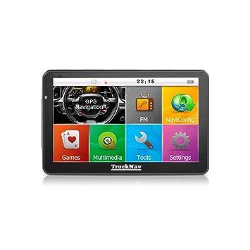 Juego de navegador GPS con Bluetooth, cámara y tarjeta SD de ...