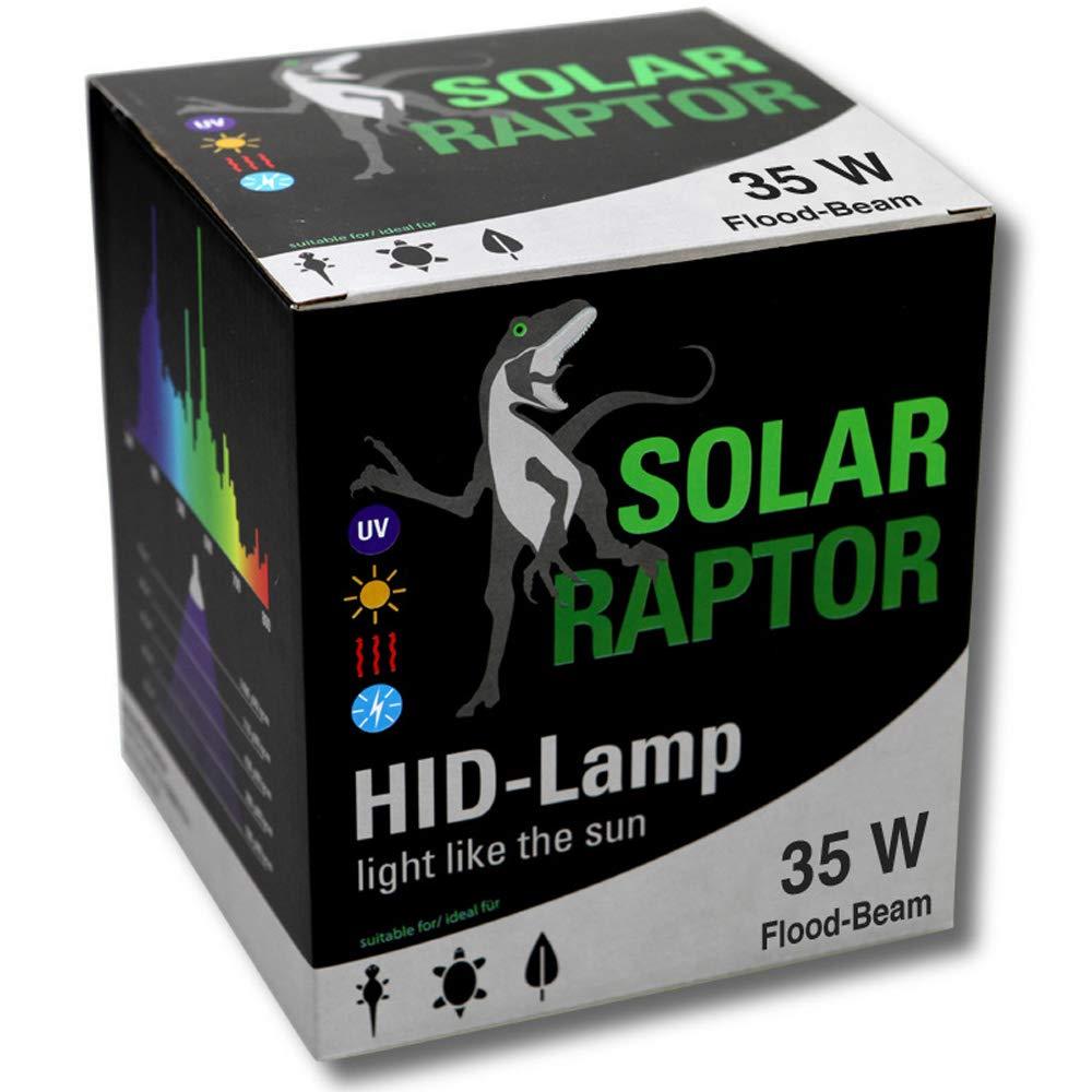 ECONLUX SolarRaptor 35 W PAR30 35 W HID Flood Spotlight
