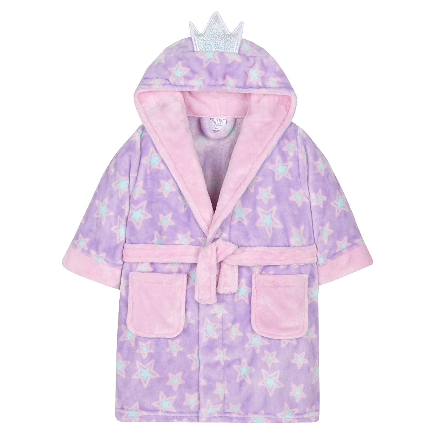 6368ec70d2 Lora Dora Girls Novelty 3D Dressing Gown Shoe Directory LB0998