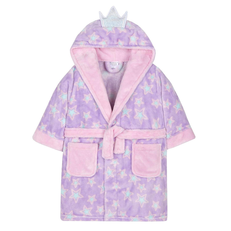 Lora Dora Girls 3D Fairy Princess Hooded Dressing Gown Shoe Directory