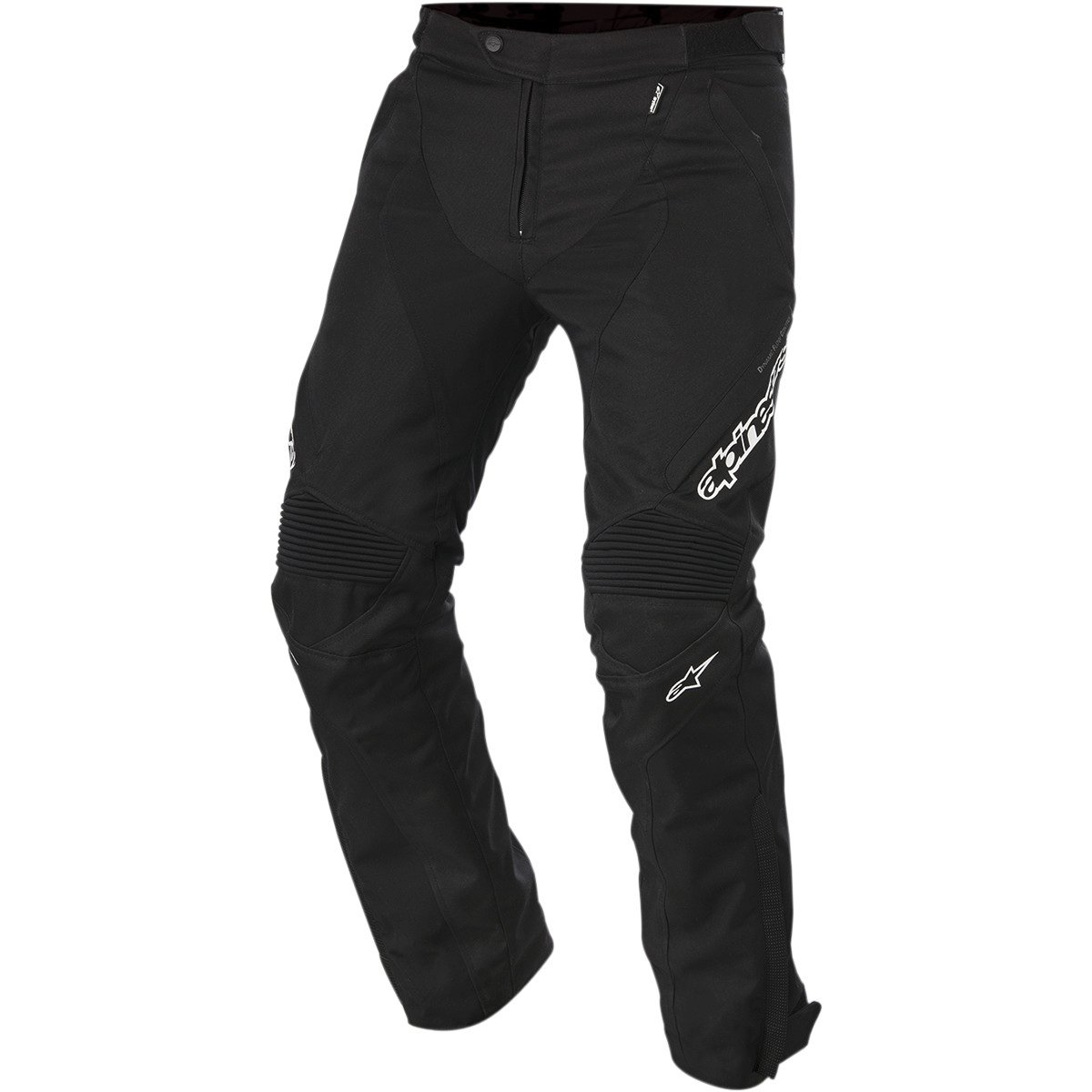 Alpinestars Raider Drystar Men's Sports Bike Motorcycle Pants - Black / X-Large