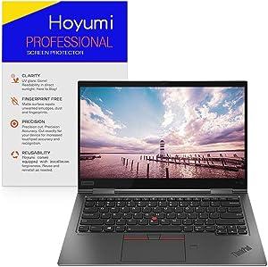 Hoyumi Screen Protector for Lenovo Thinkpad X1 Carbon Gen8/Gen7/Gen6 14 Inch Laptop Anti Glare Full Screen 2Pcs (14 Inch, Matte Screen Protector)