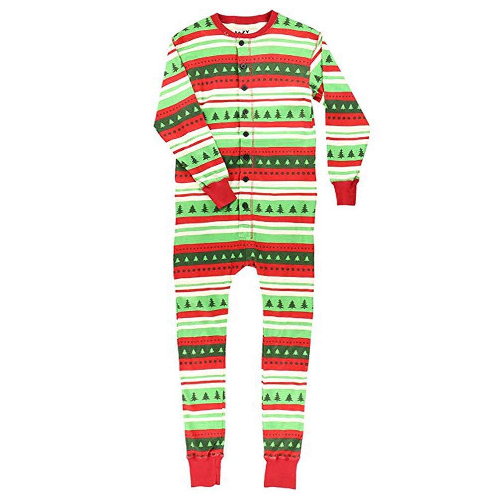 Meijunter Flapjacks Onesie Christmas Family Matching Pajamas - Adult Kids and Infant PJs Xmas Holiday Homewear One-Piece Sleepwear