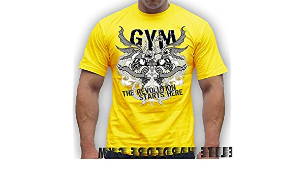 Amazon.com : MMA Fighting UFC Ropa Culturismo Gimnasio Camiseta Entrenamiento Hulk Ejercicio : Sports & Outdoors