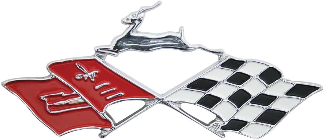 1961 Chevrolet Impala Rear Quarter Emblems