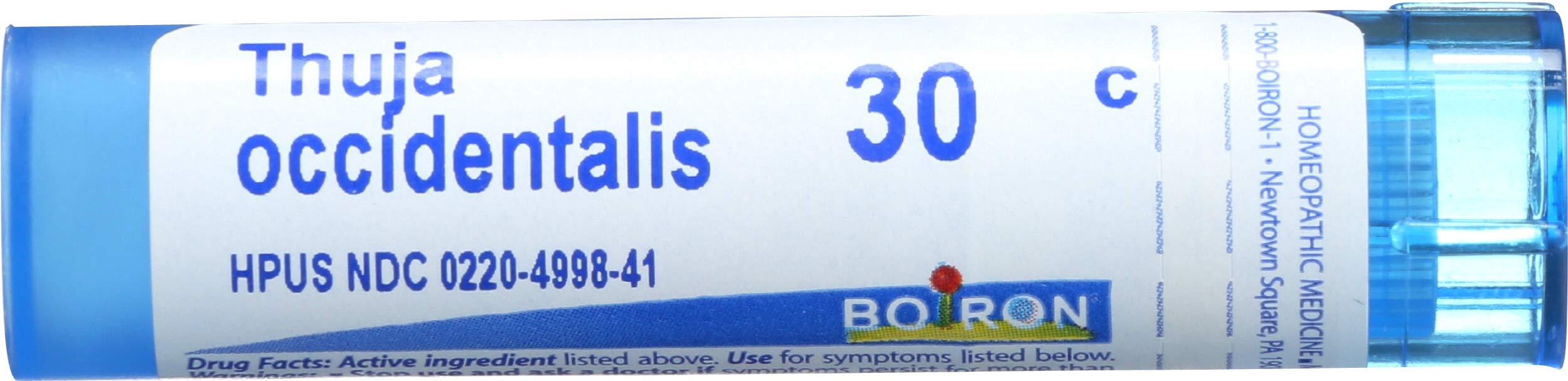 Boiron Thuja occidentalis 30C (80 Pellet)
