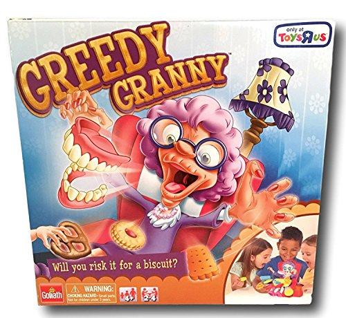 Greedy Granny - Toys R Us Exclusive version