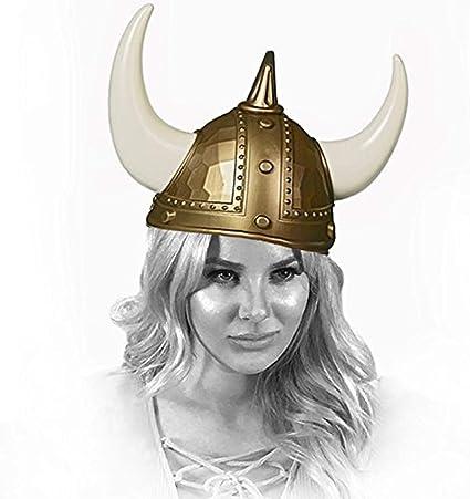 Brand New Viking Warrior Helmet Costume Accessory